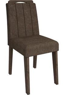 Cadeira Elisa Cacau Marrocos