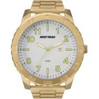 24eb8a4def7c1 Relógio Mormaii Masculino Art Dourado Mo2115Be 4B