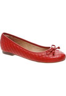 d48907aa7f3 Sapatilha Classico Vermelha feminina