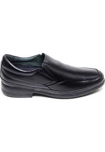 Sapato Masculino Social Pipper Preto