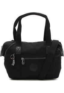 Bolsa Kipling Handbags Preta