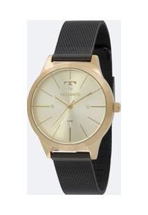 98270eef40d Lojas Renner. Relógio Feminino Technos 2039bp 4x Analógico ...