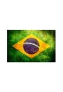 Painel Adesivo De Parede - Brasil - 040Pn-P