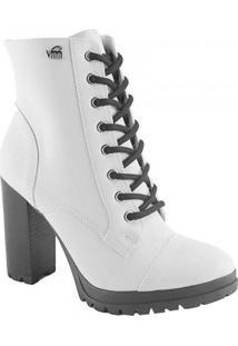 94bb44cc8e5db Ankle Boot Cano Curto Sintetica feminina
