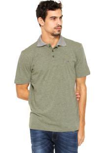 Camisa Polo Mr Kitsch Mr281004 Verde