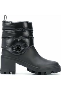 Moncler Ankle Boot Camille - Preto