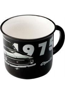 Caneca Gm Opala 1975 Porcelana 11X9Cm - 30460