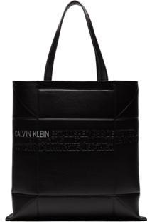 Bolsa Calvin Klein Tote feminina   Shoelover a7d60f3186