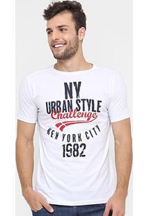 Camiseta Burn Ny - Masculino