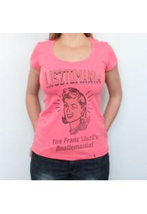Lisztomania - Camiseta Clássica Feminina