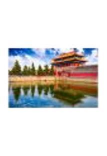Painel Adesivo De Parede - China - Arquitetura - 904Png