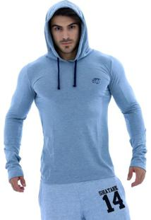 Blusa Shatark Fitted Cinza