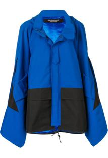Junya Watanabe Jaqueta Oversized - Azul