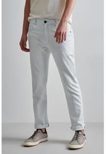 Calça Jeans Estique Se +5511 Quadra Reserva - Masculino-Jeans