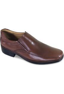 Sapato Sapatoterapia Captiva - Masculino-Marrom