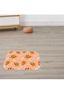 Tapete Decorativo Dog Happy ÚNico - Multicolorido - Dafiti
