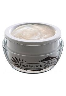 Máscara Facial Diamante Chata De Galocha 50G Único