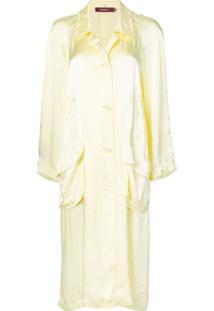 Sies Marjan Ally Oversized Jacket - Amarelo