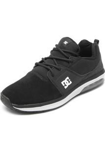 + info Tênis Dc Shoes Heathrow Ia Imp Preto c81dabc140ee9