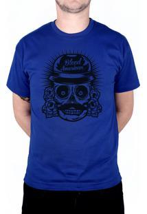 Camiseta Bleed American Mexican Royal