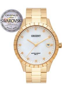 Relógio Orient Feminino Swarovski Elements Fgss1151B1Kx