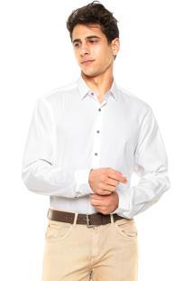 Camisa Richards Slim Branca