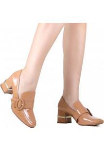 Sapato Zariff Scarpin Bico Quadrado