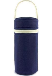 Necessaire Jacki Design Térmica Para Garrafas Mama & Me - Feminino-Azul Claro+Bege