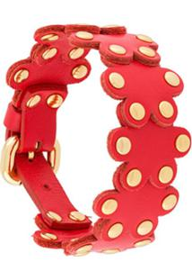Redvalentino Flower Puzzle Bracelet - Rosa