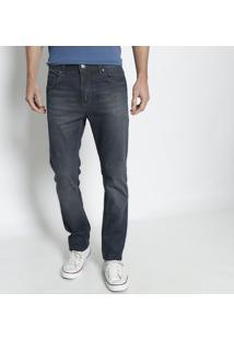 Jeans Alexandre Estonado- Azul Escuro- Forumforum