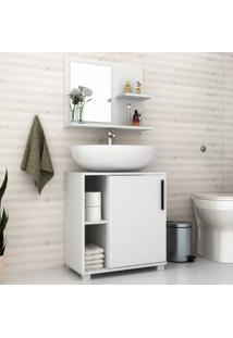 Conjunto Para Banheiro Bbn19 - Brv Móveis Elare