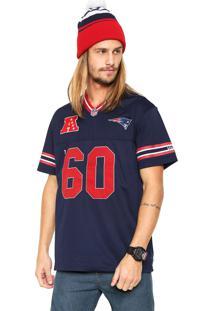 Camiseta New Era New England Patriots Azul