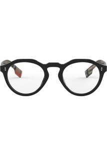 7290d2ecbb2ab Óculos De Sol Burberry Transparente feminino   Shoelover