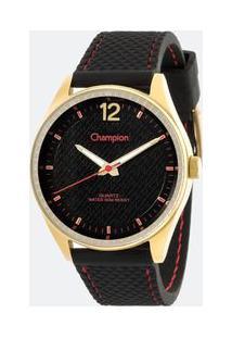1600571fed3 Ir para a loja  Kit Relógio Masculino Champion Ch30217U Analógico 5Atm +  Pulseirapulseirasilicone