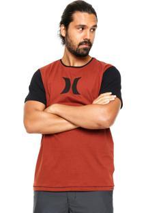 Camiseta Hurley Especial Icon
