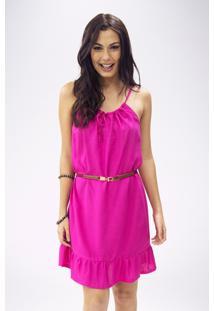 3598d65bc Vestido Mercatto Rosa feminino | Gostei e agora?