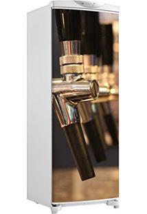 Adesivo Geladeira Envelopamento Porta Chopeira - Até 1,50X0,60 M
