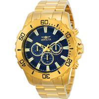 cf7f2be8db7 Relógio Invicta Analógico Pro Diver - 22544 Masculino - Masculino