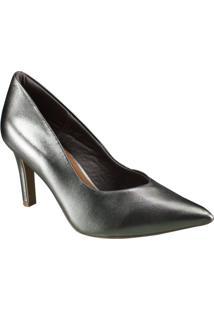 Sapato Feminino Scarpin Usaflex