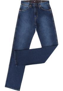Calça Jeans Wrangler Cowboy Cut Azul