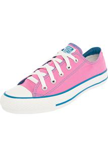 Tênis Converse Ct As Specialty Two Colors Ox Rosa