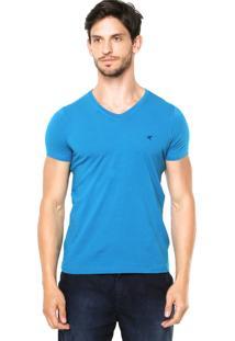 Camiseta Malwee Tag Azul