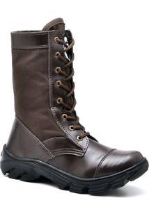 Bota Top Franca Shoes Segurança - Masculino