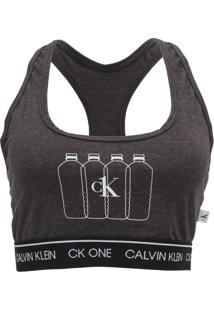 Top Calvin Klein Underwear Recycle Grafite