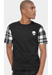 Camiseta Sumemo Long Line Estampada Masculina - Masculino