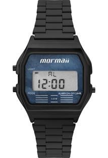 Relógio Mormaii Digital Maui Vintage Mojh02Ay4P Preto - Kanui