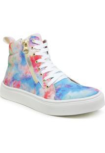 Bota Feminina Cano Longo Sneaker