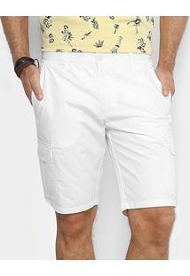 Bermuda Colcci Clássica Reta Masculina - Masculino