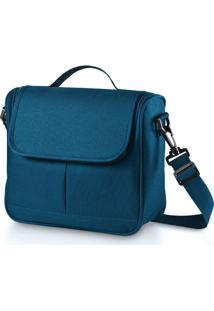 Bolsa Térmica Cooler Bag Azul Bb028 - Multikids Baby