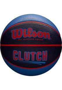 Bola Wilson Clutch - Basquete Wtb14197Xb07